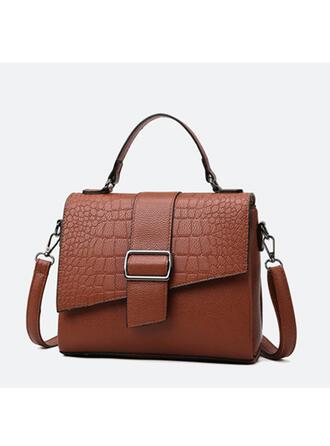Fashionable/Lichee Pattern Crossbody Bags
