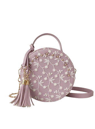 Charming/Vintga/Bohemian Style/Floral Tote Bags/Crossbody Bags/Shoulder Bags/Bridal Purse/Bucket Bags/Hobo Bags