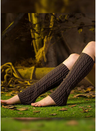 Solid Color Breathable/Comfortable/Women's/Leg Warmers/Calf Socks Socks/Stockings