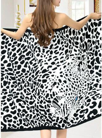 Tassel/Bohemia Oversized/Multi-functional/Sand Free/Quick Dry/Animal Designed Beach Towel
