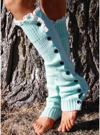 Solid Color Comfortable/Calf Socks Socks/Stockings